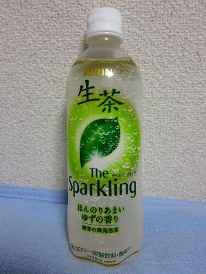 生茶ザ・スパークリング