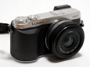 カメラDMC-GX7