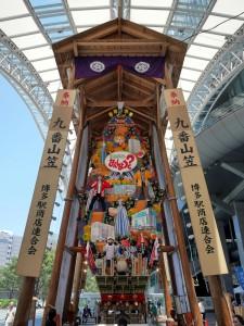 博多祇園山笠1
