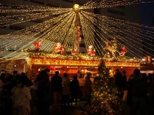 天神クリスマスマーケット2