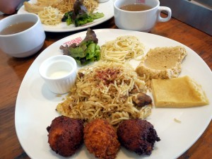 パレスチナ料理