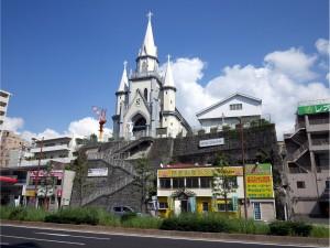 三浦町教会堂1