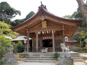 宝満宮竈門神社2