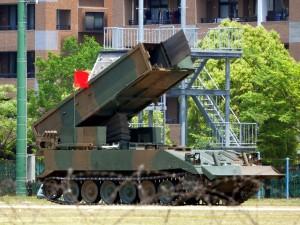 福岡駐屯地開設69周年記念行事