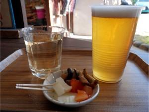 カボスワインと地ビール